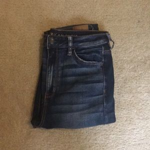 American Eagle Jeans size 10 regular.